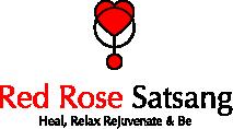 Red Rose Satsang Logo